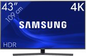 Samsung Series 7 UE43RU7400S - 4K TV