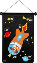 Scratch Spel Darts Astronaut Magnetisch