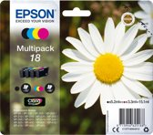 Epson 18 - Inktcartridge / Multpack