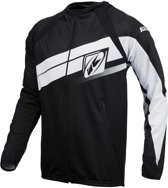 Kenny Enduro Light Jacket Black/White-XXXL