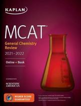 MCAT General Chemistry Review 2021-2022: Online + Book