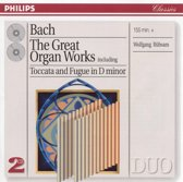 Bach: The Great Organ Works - Toccata and Fugue etc / Wolfgang Rubsam