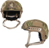 Emerson Fast helmet cover ripstop ICC FG Groen