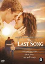 DVD cover van Last Song