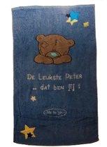 Me to You badlaken/handdoek - De leukste peter dat ben jij!