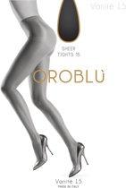 Oroblu Vanite-15 (vanite)  Kleur: Orient  Maat: 42-44