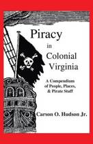 Piracy in Colonial Virginia