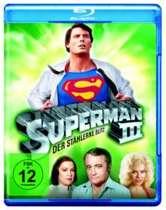Superman III (blu-ray) (import)