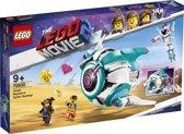 LEGO The Movie 2 Lieve Chaos' Systar Ruimteschip! - 70830
