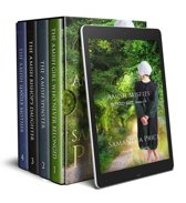 Amish Romance Boxed Set: Amish Misfits Books 1 - 4