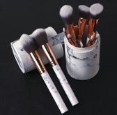 10 – delige professionele make up set | Make up kwasten | Make up brush | opmaken | Geschenk Set