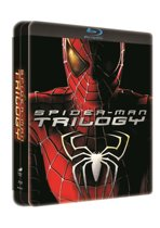 Spider-Man Trilogy (Blu-ray Steelbook)