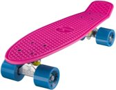 Penny Skateboard Ridge Retro Skateboard Pink/Blue