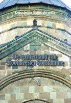 De rechterhand van grootmeester Konstantine