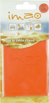 Imao Luchtverfrisser Sur Le Sable Chaud Oranje