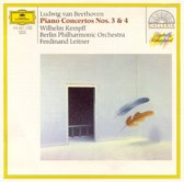 Beethoven: Piano Concerti 3 & 4 / Kempff, Leitner, Berlin PO