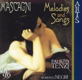 Mascagni: Melodies and Songs