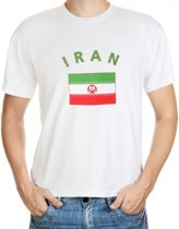 Iran t-shirt met vlag M