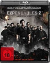 The Expendables 2 - Back For War (Special Uncut Edition) (Blu-ray)