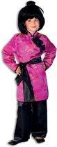 China girl pink