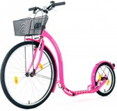 Kickbike Step City G4 Roze