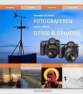 Fotograferen met de Nikon D7000 en D80/D90