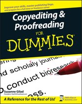 Copyediting and Proofreading For Dummies