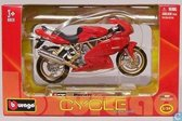 Ducati Supersport 900 FE scale 1:18 (Red)