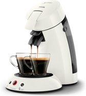 Senseo Original HD6554/11 Vrijstaand Half automatisch Koffiepadmachine 0.7l Wit koffiezetapparaat