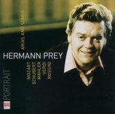 Hermann Prey-Arias And Songs