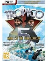 tropico 5 game of the year edition