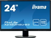 Iiyama ProLite X2483HSU-B3 - Full HD Monitor