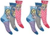 6 paar sokken Disney Frozen maat 31-34