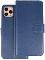 Wallet Cases Hoesje iPhone 11 Pro Max Navy