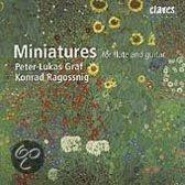 Miniatures For Flute & Gu