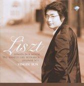 Yingdi Sun Plays Liszt
