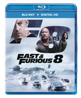 Fast & Furious 8: The Fate Of The Furious (Blu-ray)