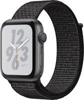 Apple Watch Series 4 Nike+ - Smartwatch - Spacegrijs - 44mm