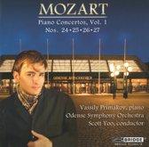 Piano Concertos, Vol. 1 Nos. 24-25-