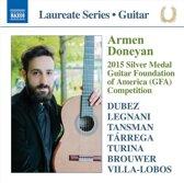 Silver Medallist, 2015 Guitar Foundation