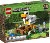 LEGO Minecraft Het Kippenhok - 21140