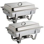 Olympia chafing dish | RVS