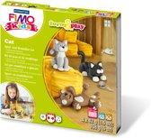"Fimo kids Form&Play ""Poezen"""