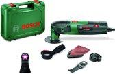 Bosch PMF 220 CE - 220 Watt - Multitool - incl. kunstofkoffer en 5 opzetstukken