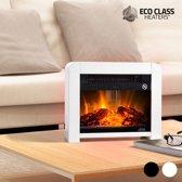 Eco Class Heaters EF 1200 W Elektrische Micathermische Kachel - Zwart