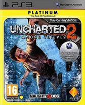 Uncharted 2: Among Thieves (Platinum) /PS3