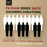 Goldberg Variations For 16 Voices &