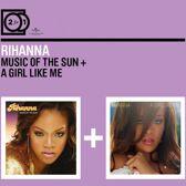 Music Of The Sun / A Girl Like Me