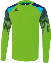 Erima Elemental Keepers  Sportshirt performance - Maat 152  - Unisex - licht groen/navy