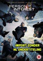 Person of Interest - Season 1-4 (Import)